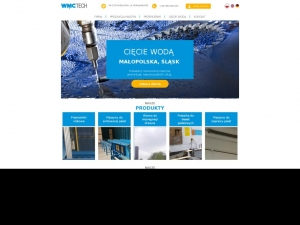 Nowa technologia Waterjet